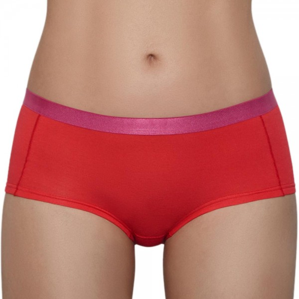 AIKYOU Jodie Shorty, Farbe: rot-pink