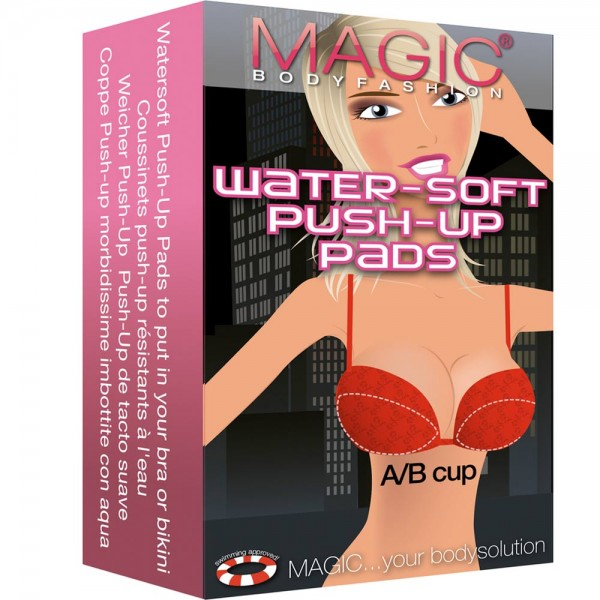 MAGIC BODYFASHION Watersoft Push-up-Pads